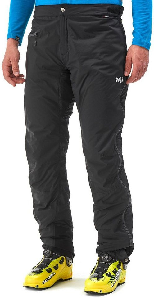 Millet Outdoorhose »Pierra Ment Alpha Pant Men« in schwarz