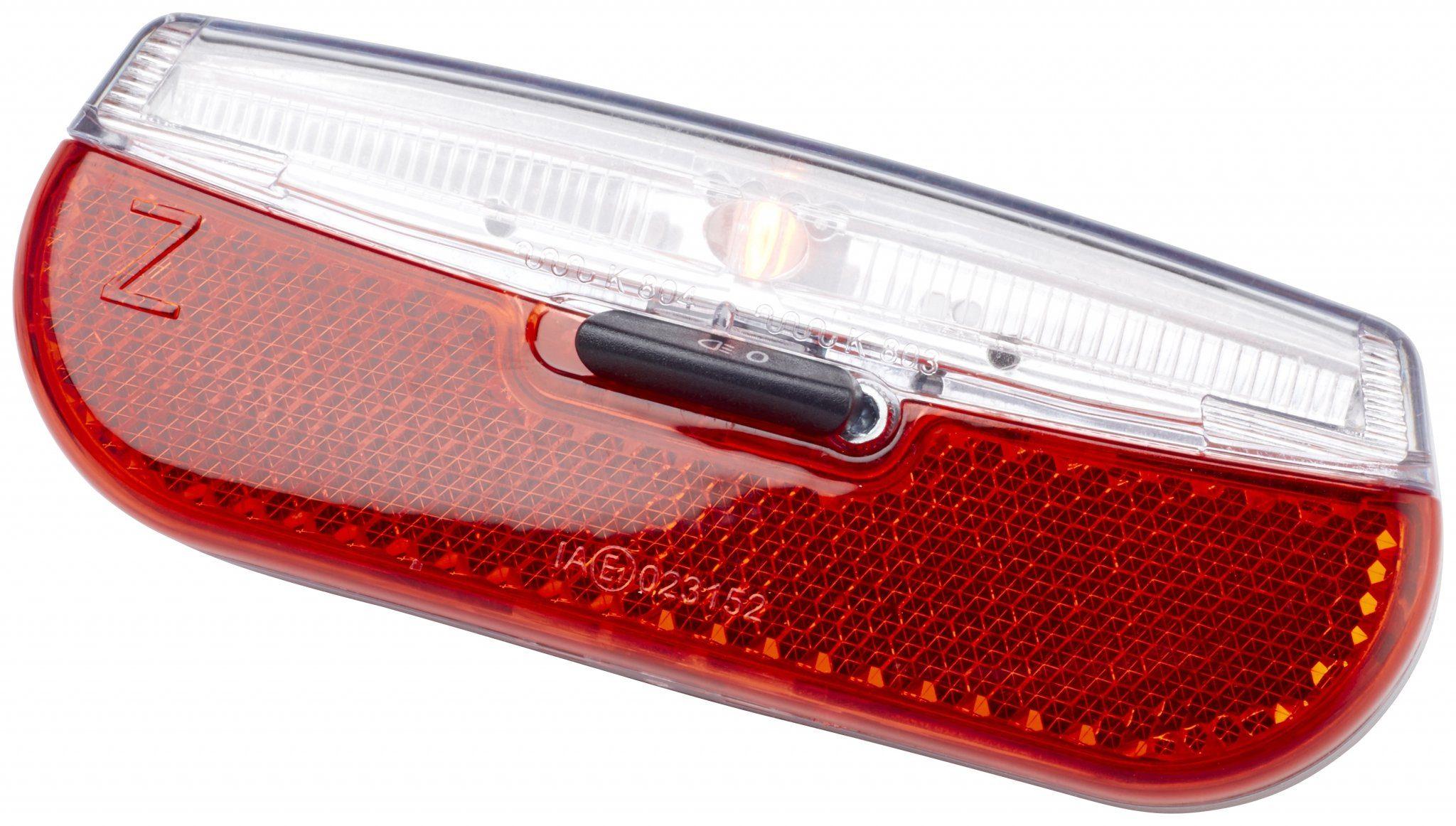 Trelock Fahrradbeleuchtung »LS 812 trio flat Rücklicht«