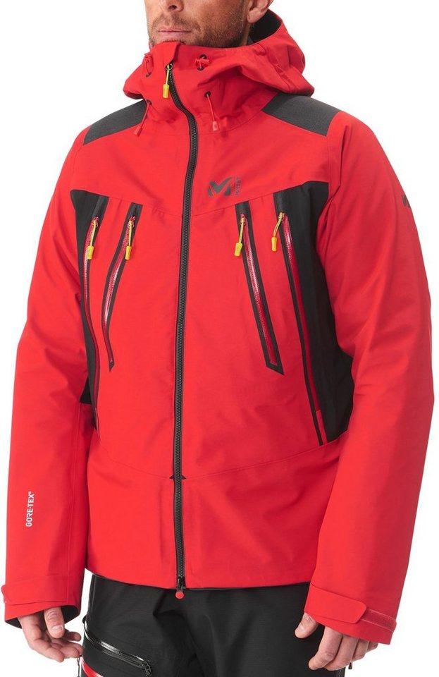 Millet Regenjacke »K Expert GTX Jacket Men« in rot