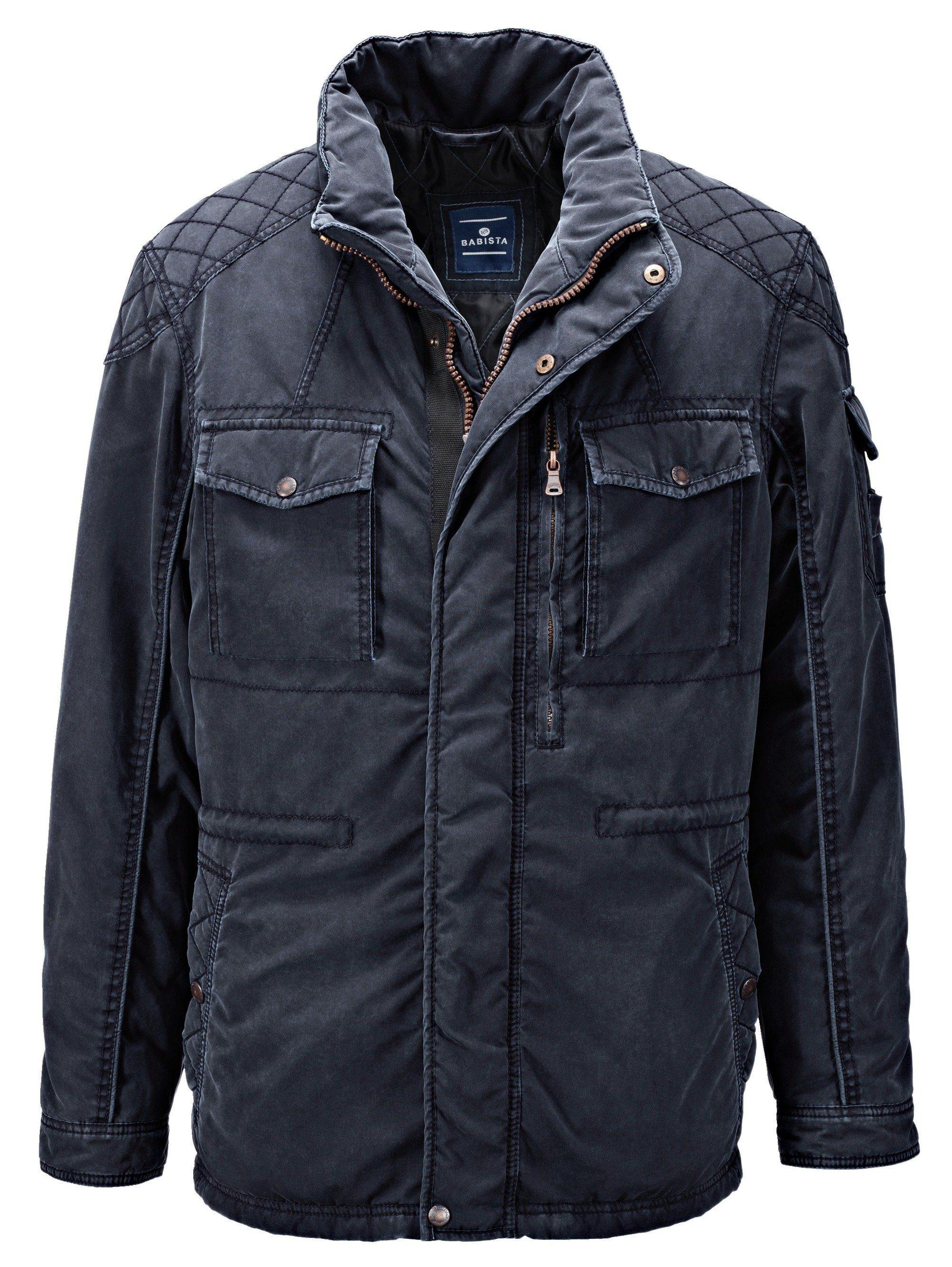 Babista Jacke in vorgewaschener Qualität, Wasser und Windabweisend online kaufen | OTTO