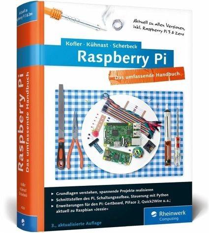 Gebundenes Buch »Raspberry Pi«