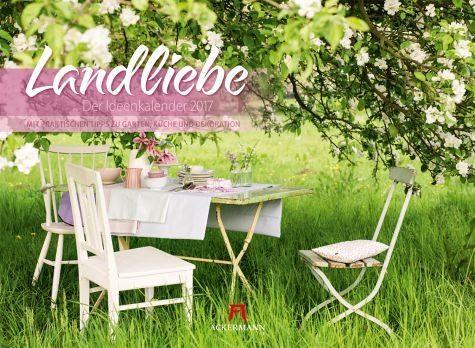 Kalender »Landliebe 2017«