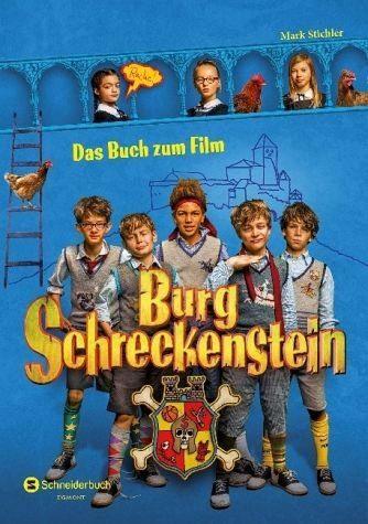Gebundenes Buch »Burg Schreckenstein - Das Buch zum Film«