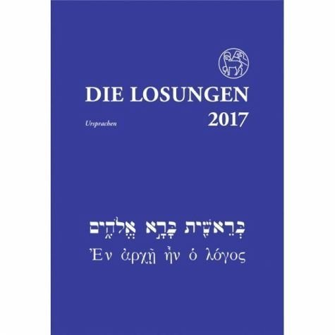 Broschiertes Buch »Die Losungen für Deutschland 2017...«