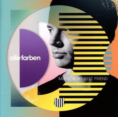 Audio CD »Alle Farben: Music Is My Best Friend«