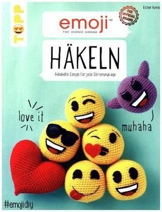 Broschiertes Buch »Emoji Häkeln«