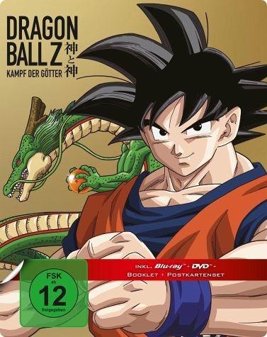 Blu-ray »Dragonball Z - Kampf der Götter (Steelbook, +...«