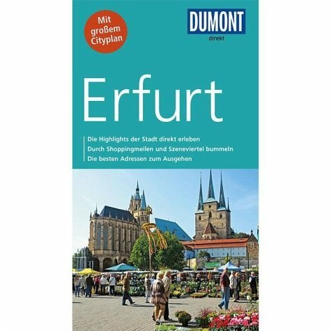 Broschiertes Buch »DuMont direkt Reiseführer Erfurt«