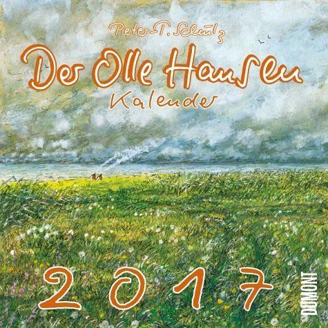 Kalender »Der Olle Hansen 2017«