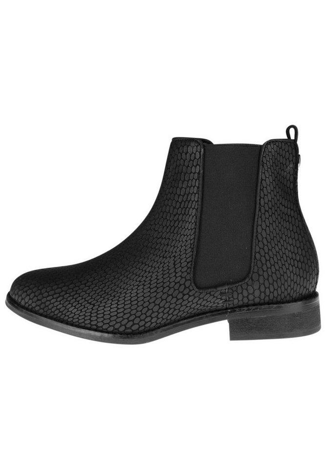Maruti Schuhe »PASSOA LEATHER LEATHER« in printed black