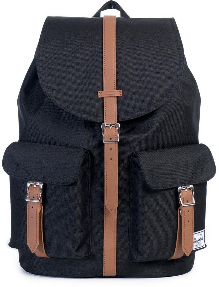 Herschel Rucksack mit Laptopfach, »Dawson Backpack, Black« in Black