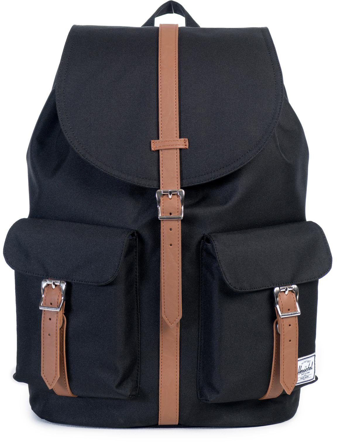 Herschel Rucksack mit Laptopfach, »Dawson Backpack, Black«