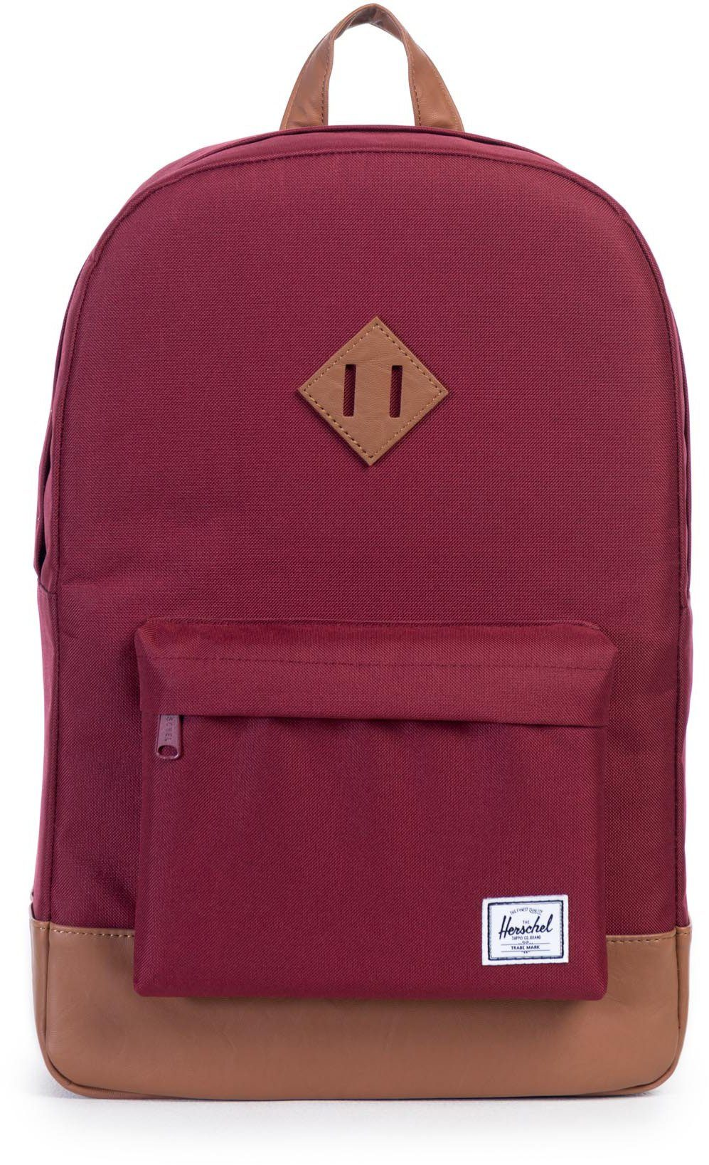 Herschel Rucksack mit Laptopfach, »Heritage Backpack, Windsor Wine«