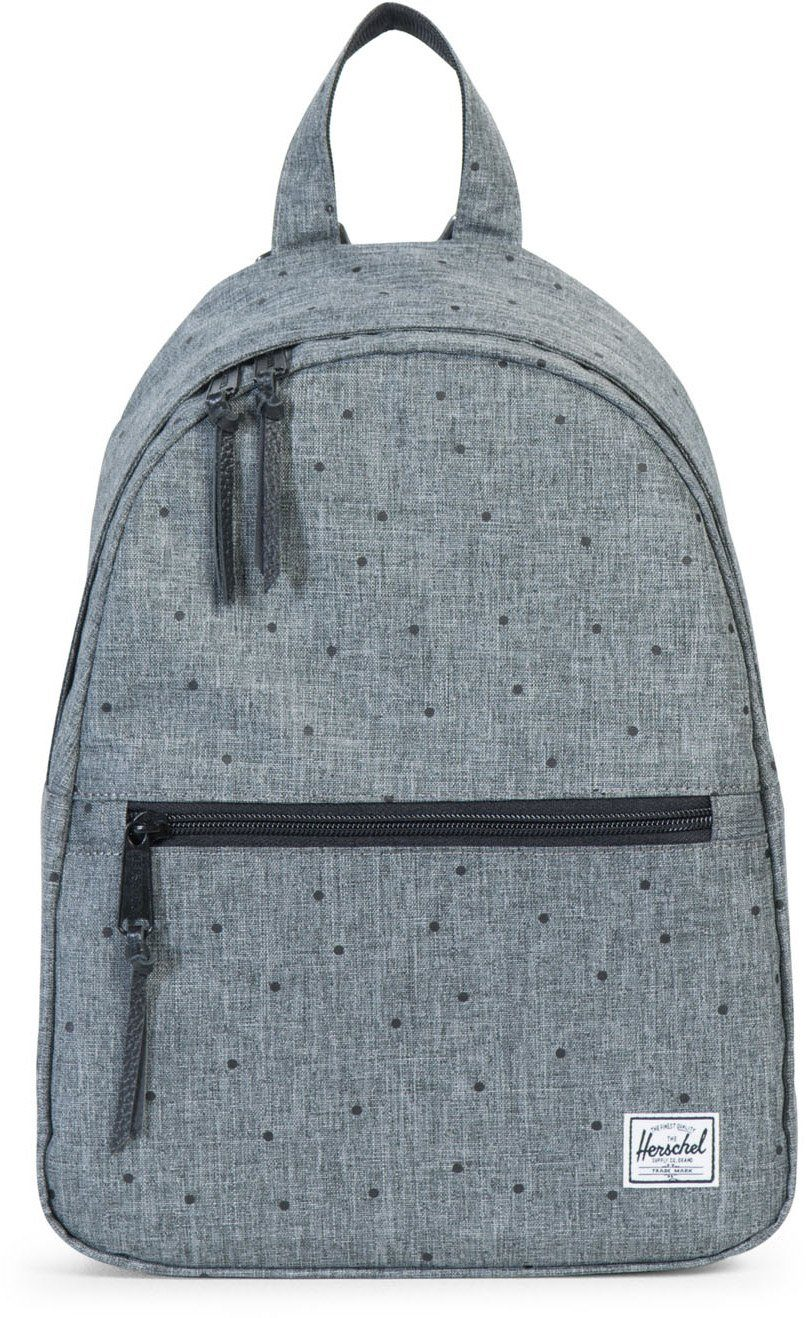 Herschel Rucksack, »Town Backpack, Women, Raven Crosshatch«