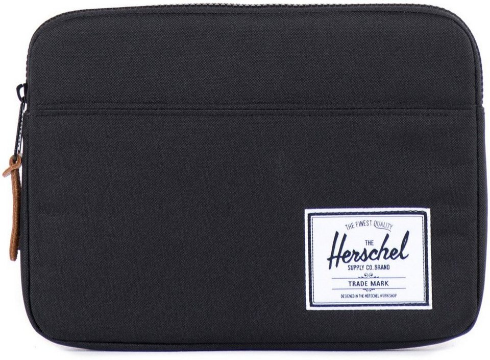 Herschel Tablet Tasche, »Anchor Sleeve, iPad Air, Black« in schwarz