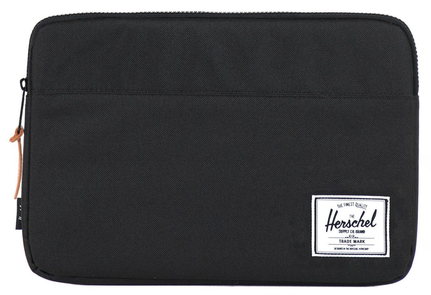 Herschel Notebook Hülle, »Anchor Sleeve, Macbook 13, Macbook Air/Pro, Black«