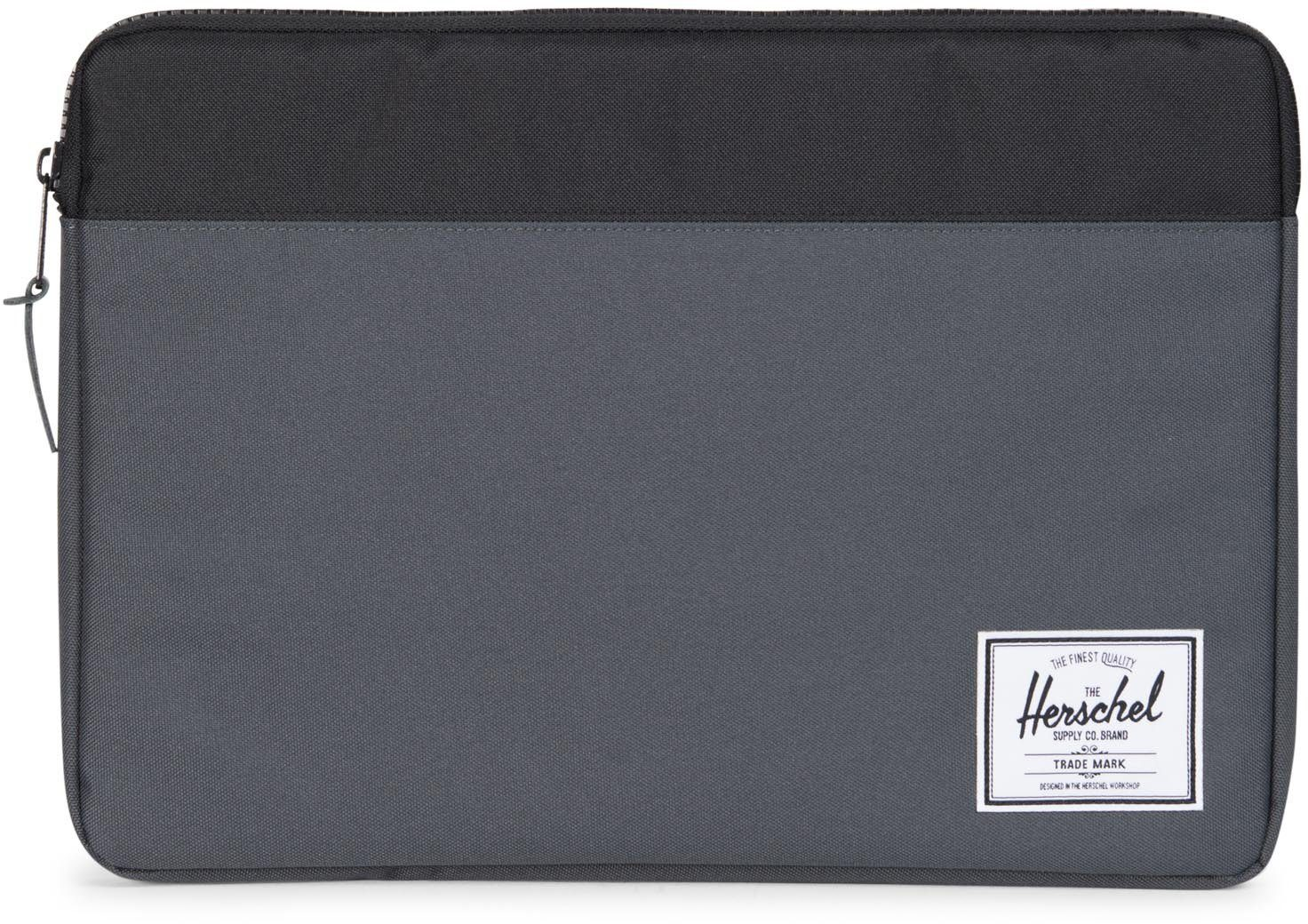 Herschel Notebook Hülle, »Anchor Sleeve, Macbook 15, Macbook Air/Pro, DarkShadow«