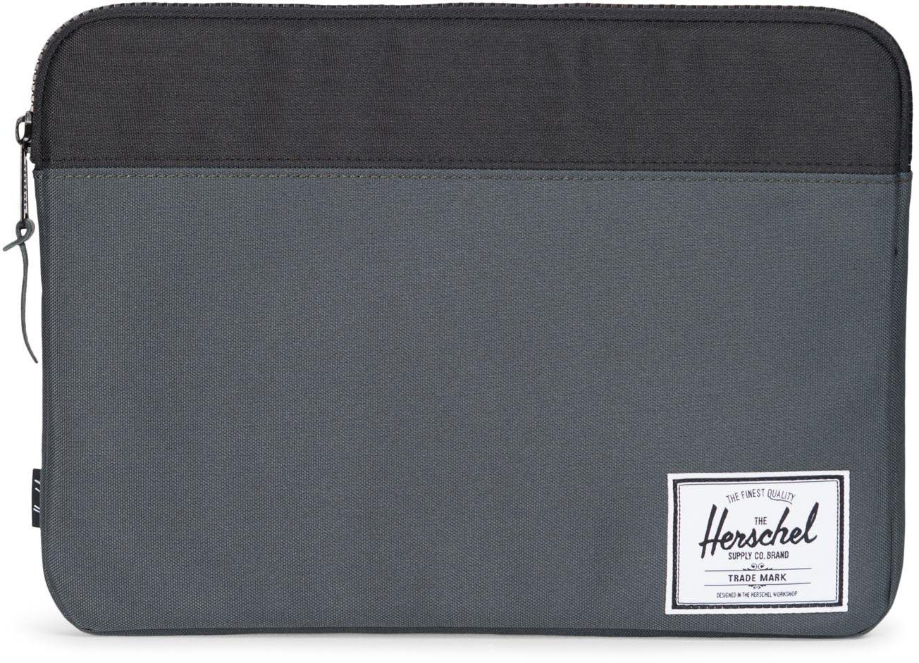 Herschel Notebook Hülle, »Anchor Sleeve, Macbook 13, Macbook Air/Pro, DarkShadow«