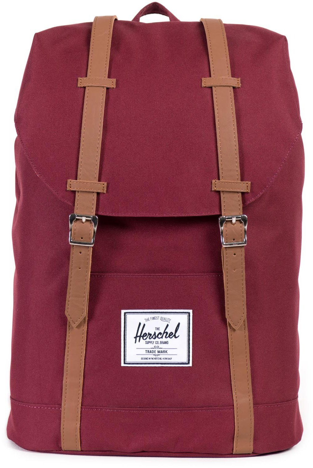 Herschel Rucksack, »Retreat Backpack, Windsor Wine«