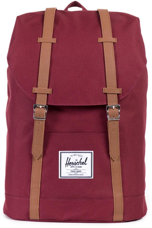 Herschel Rucksack, »Retreat Backpack, Windsor Wine«