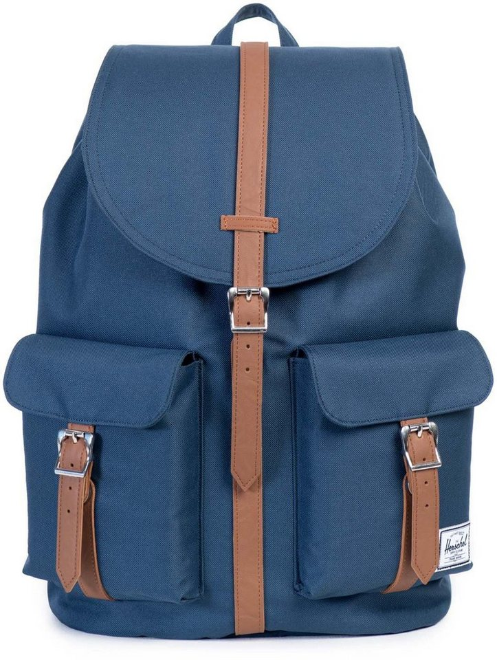 herschel rucksack mit laptopfach dawson backpack navy online kaufen otto. Black Bedroom Furniture Sets. Home Design Ideas
