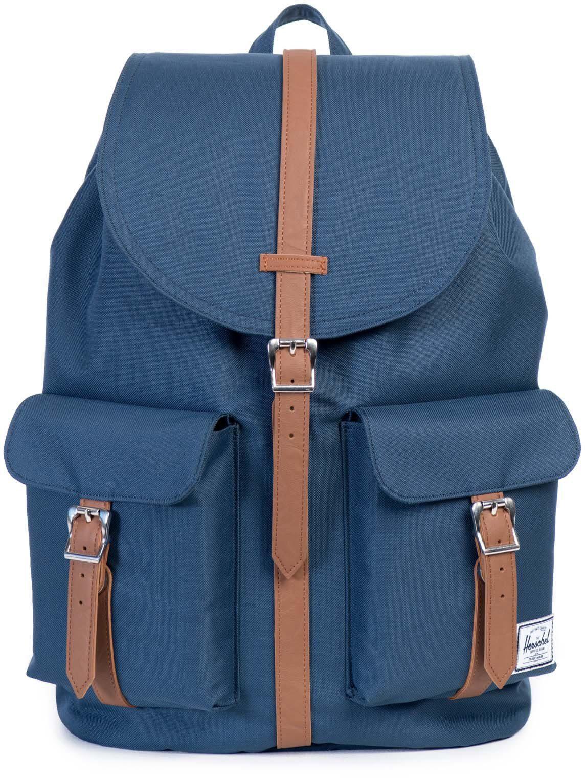 Herschel Rucksack mit Laptopfach, »Dawson Backpack, Navy«
