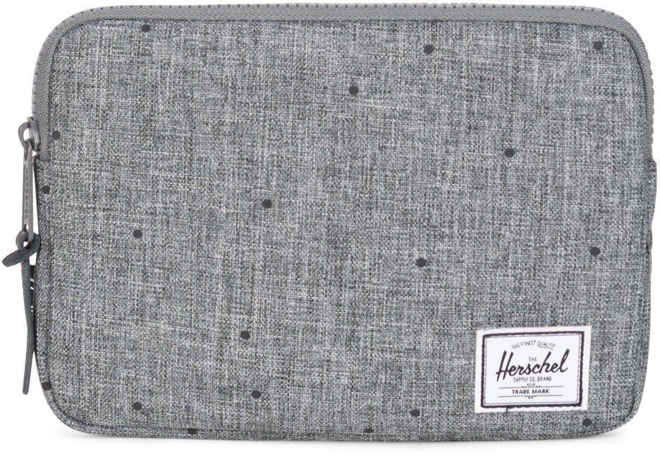 Herschel Tablet Tasche, »Anchor Sleeve, iPad mini, Scattered Raven, Crosshatch«
