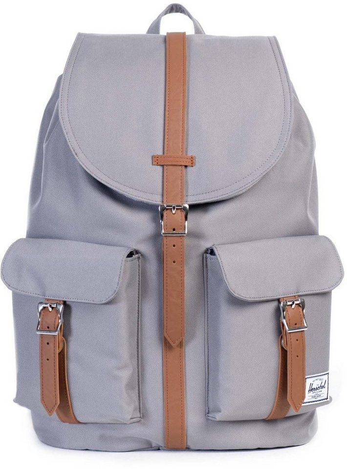 Herschel Rucksack mit Laptopfach, »Dawson Backpack, Grey« in Grey