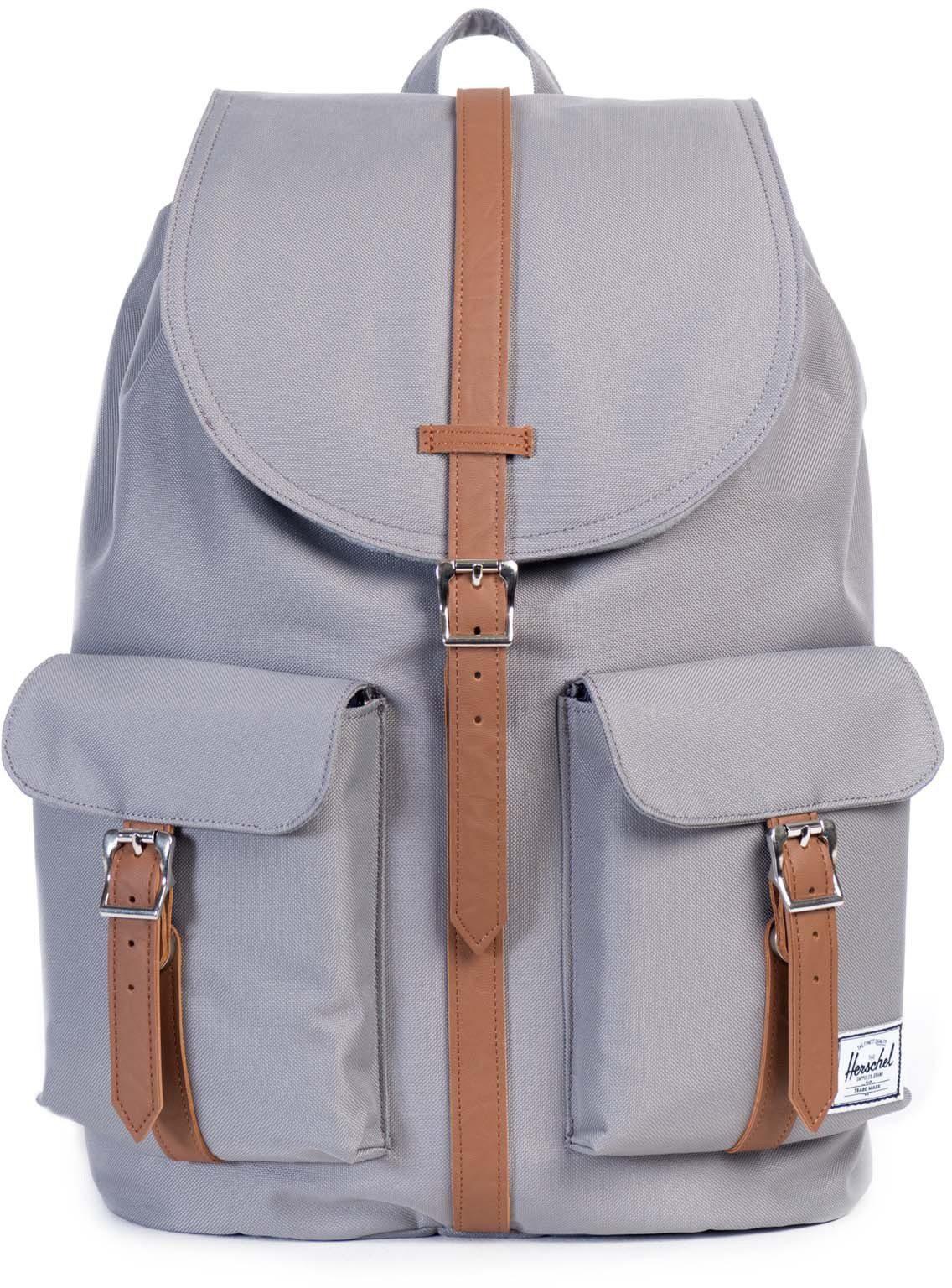 Herschel Rucksack mit Laptopfach, »Dawson Backpack, Grey«