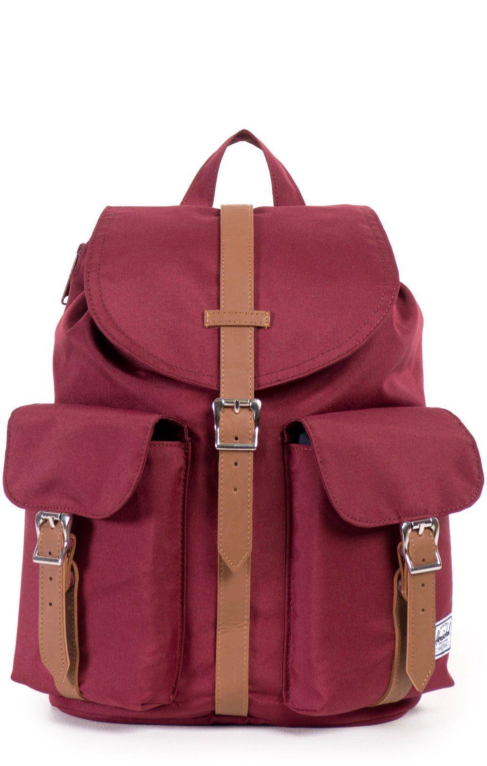 Herschel Rucksack, »Dawson Backpack, Womens, Windsor Red«