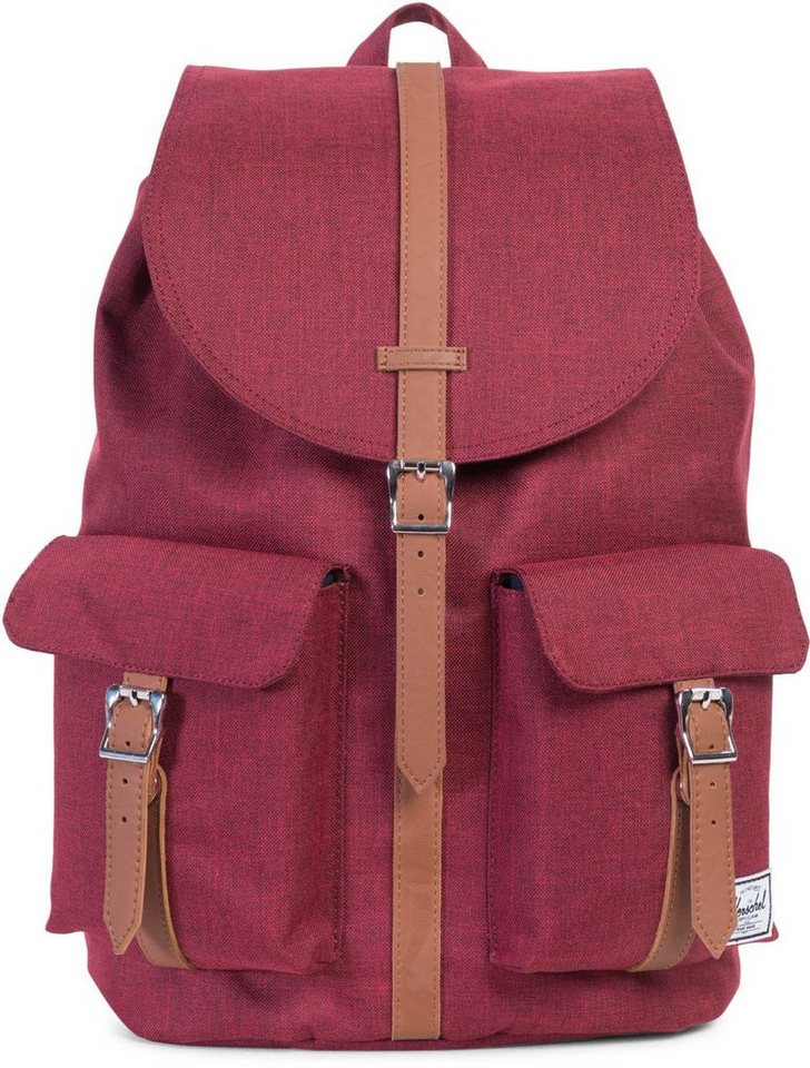 Herschel Rucksack mit Laptopfach, »Dawson Backpack, Winetasting, Crosshatch« in Winetasting Crosshatch