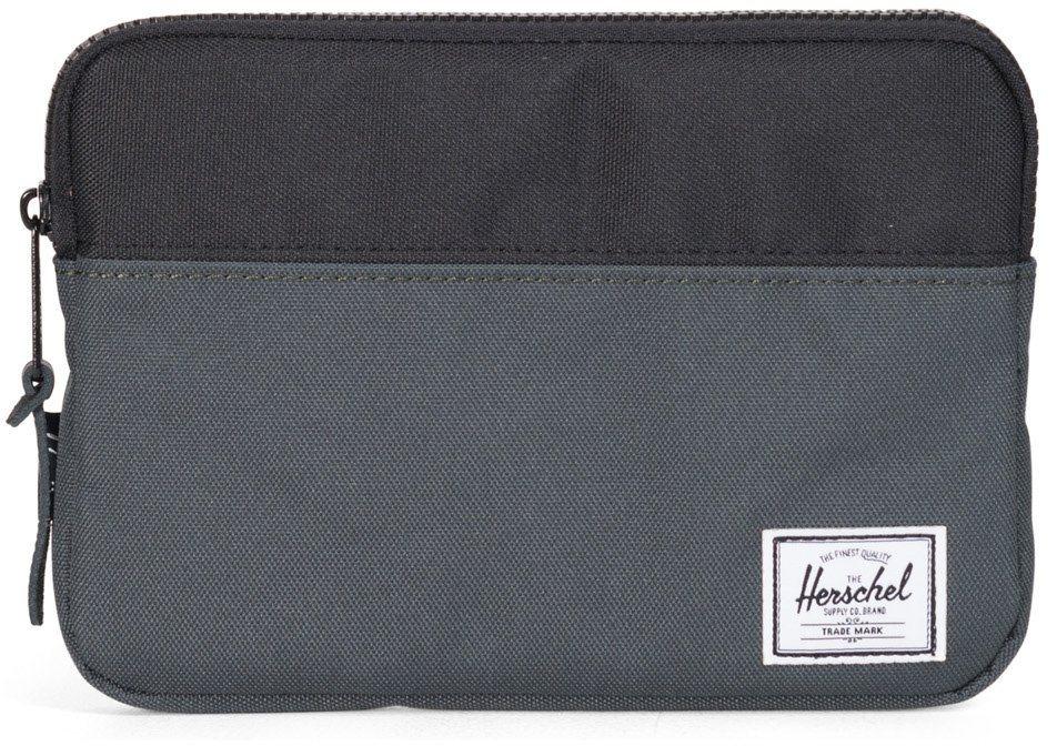 Herschel Tablet Tasche, »Anchor Sleeve, iPad mini, Dark Shadow/Black« in Dark Shadow/Black