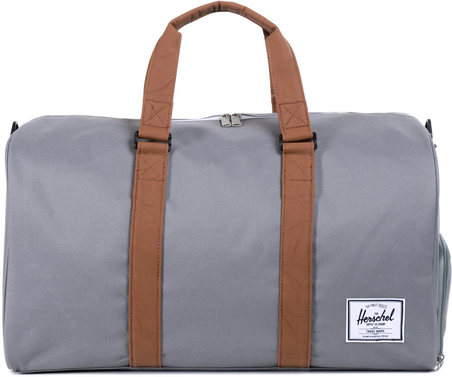 Herschel Reisetasche, »Novel Duffle, Grey«