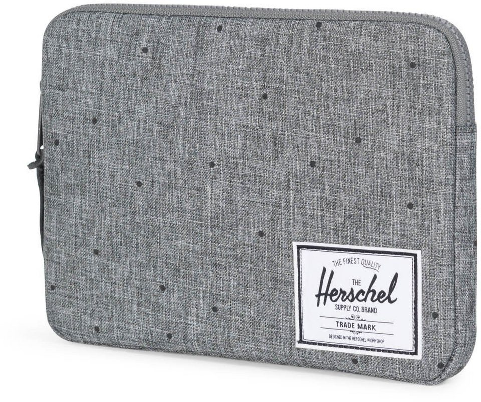 Herschel iPad Air Schutzhülle, »Anchor Sleeve, iPad Air, Scattered Raven« in Scattered Raven