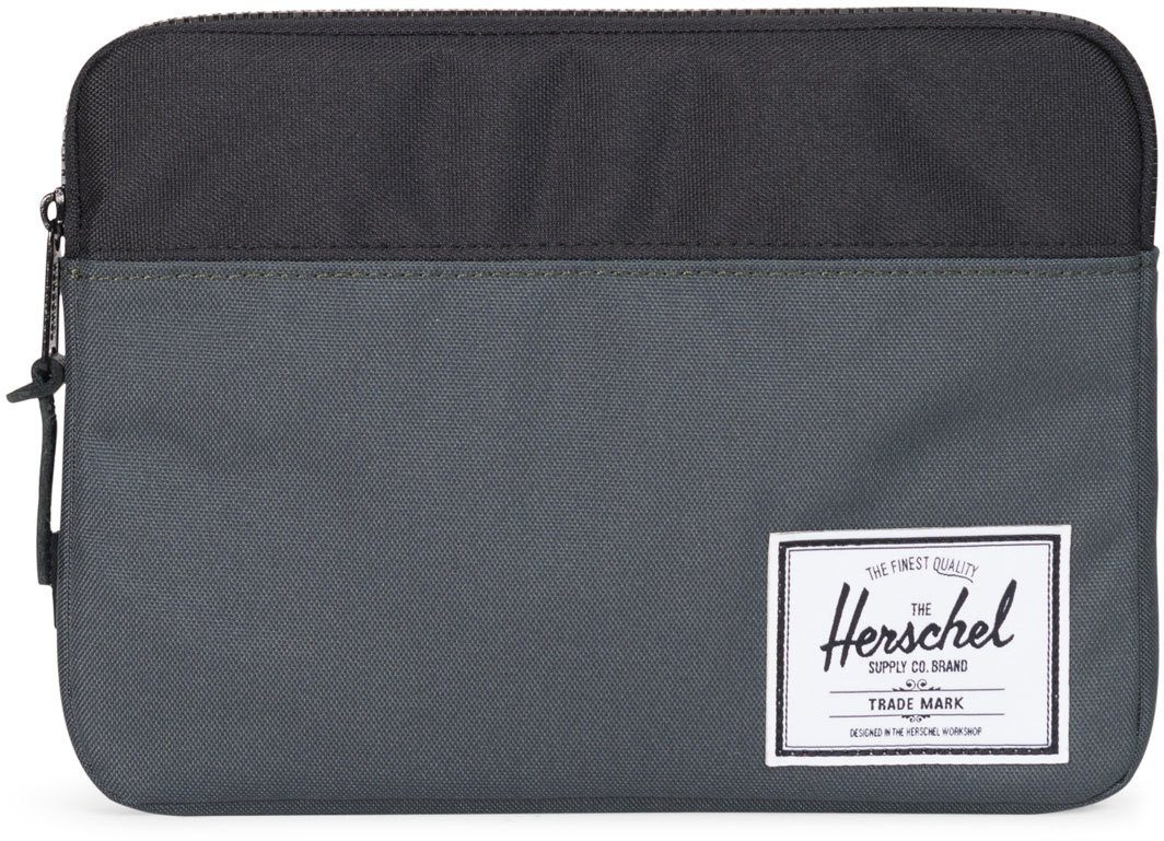 Herschel Tablet Tasche, »Anchor Sleeve, iPad Air, Dark Shadow/Black«