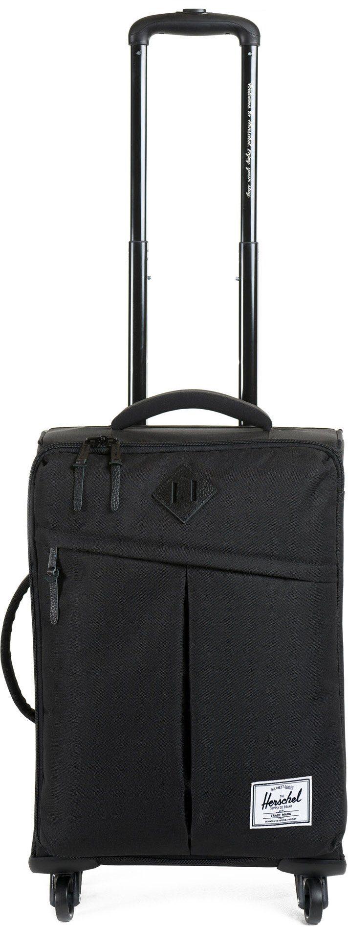 Herschel Weichgepäcktrolley mit 4 Rollen, »Highland Luggage«