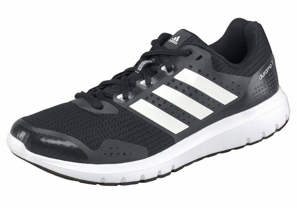 adidas Performance »Duramo 7 W« Laufschuh in schwarz-weiß