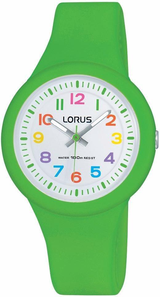 LORUS Quarzuhr »RRX57EX9« Aus dem Hause Seiko in grün