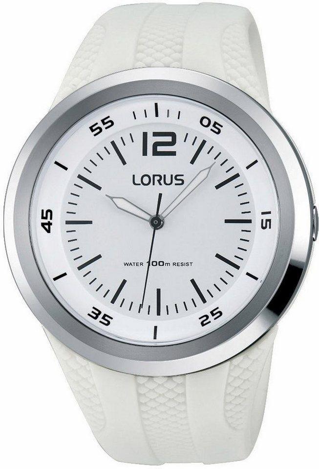 LORUS Quarzuhr »RRX21EX9« Aus dem Hause Seiko in weiß