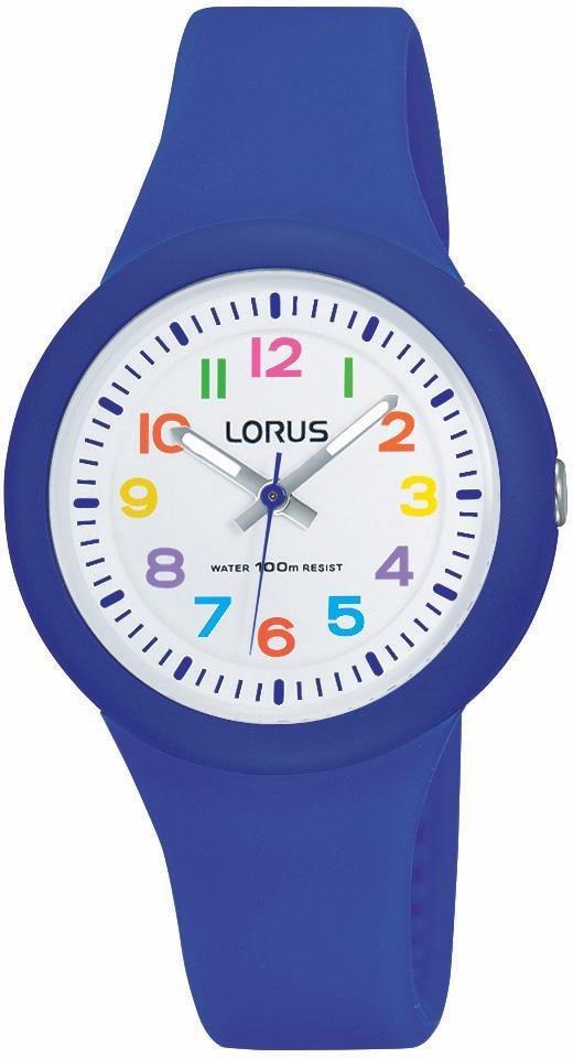 LORUS Quarzuhr »RRX45EX9« Aus dem Hause Seiko in blau