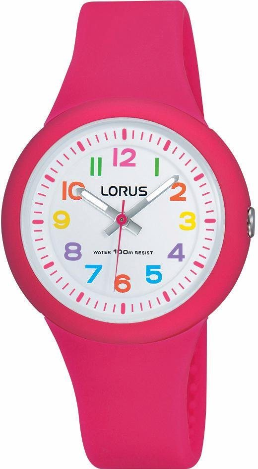LORUS Quarzuhr »RRX49EX9« Aus dem Hause Seiko in pink