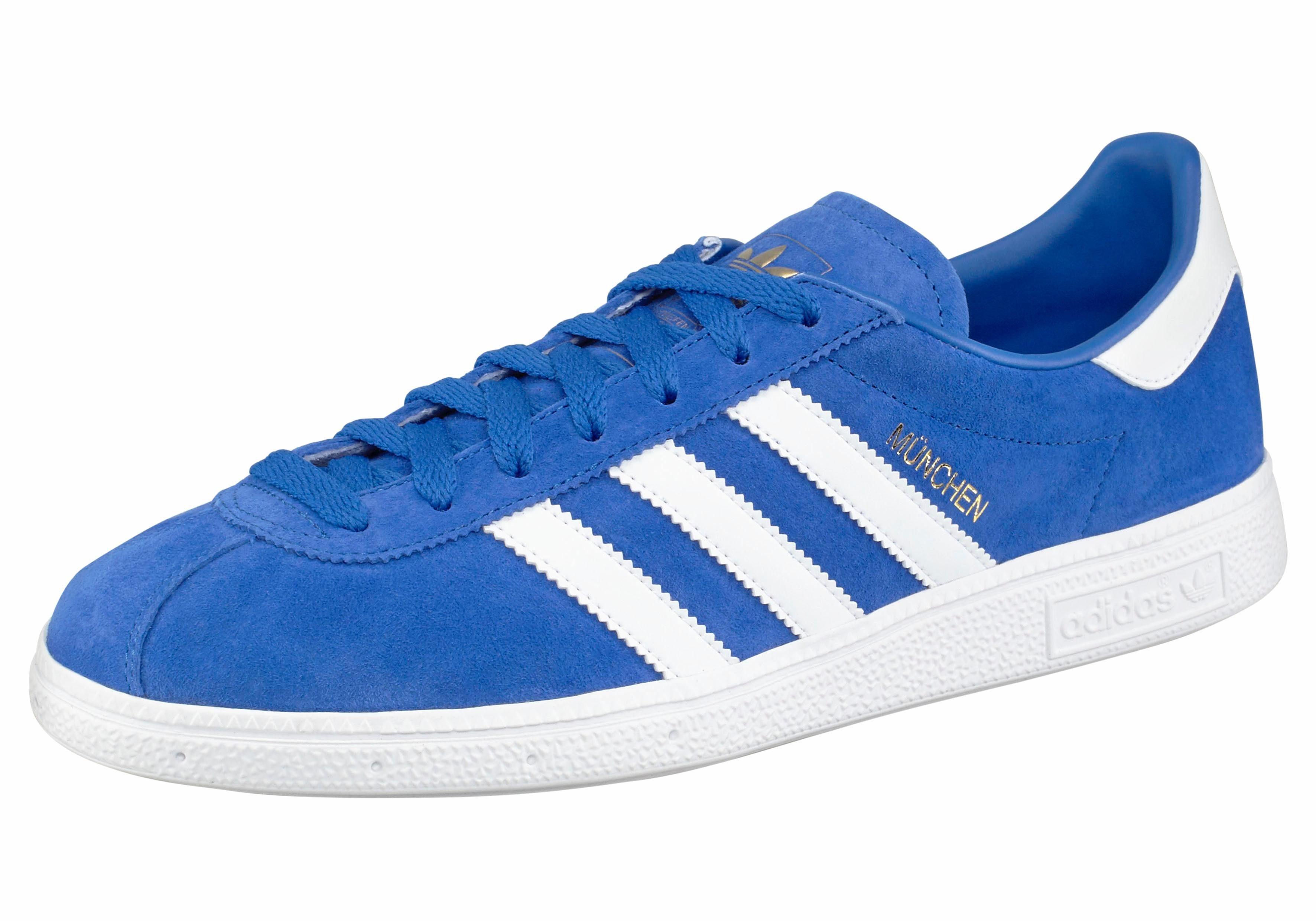 adidas münchen blau