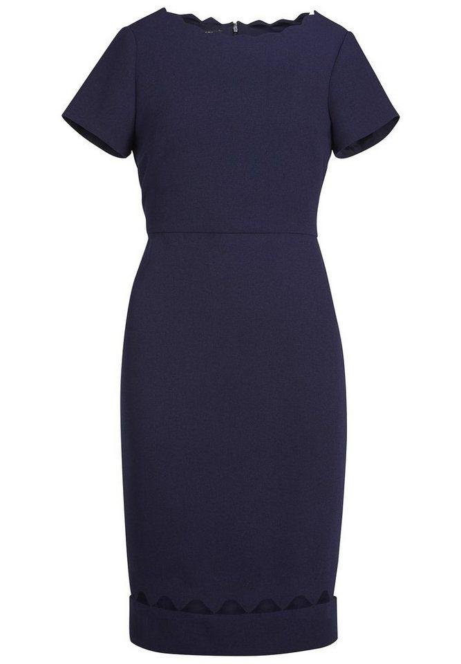 Apart Kleid in tintenblau