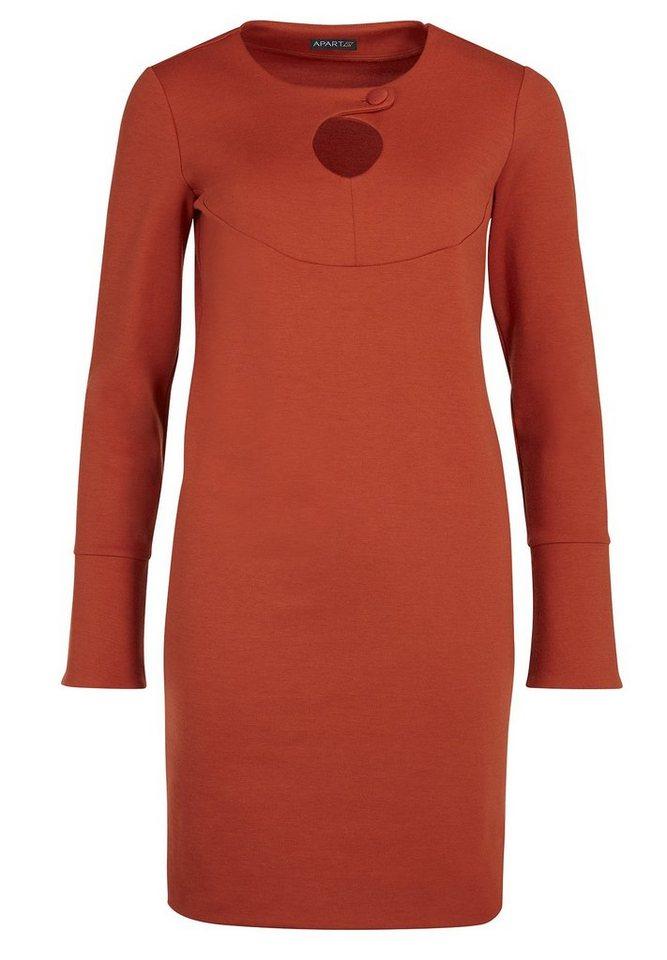 Apart Kleid in orange
