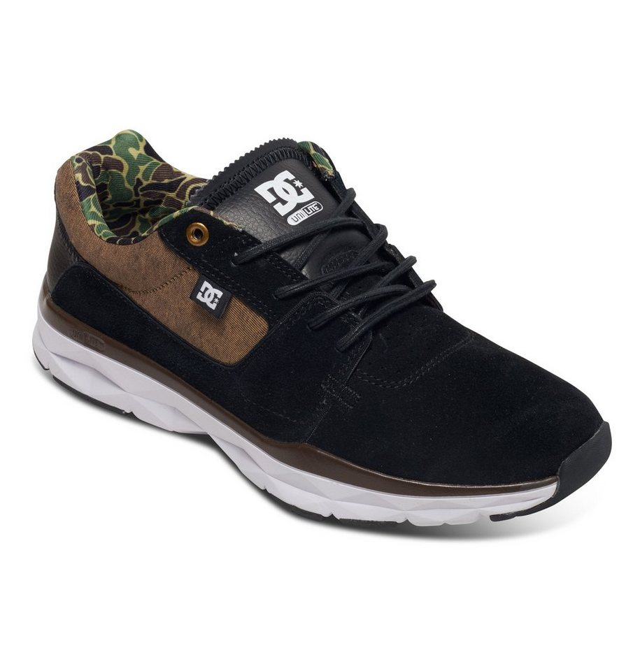 DC Shoes Low top »Player SE« in Black camo