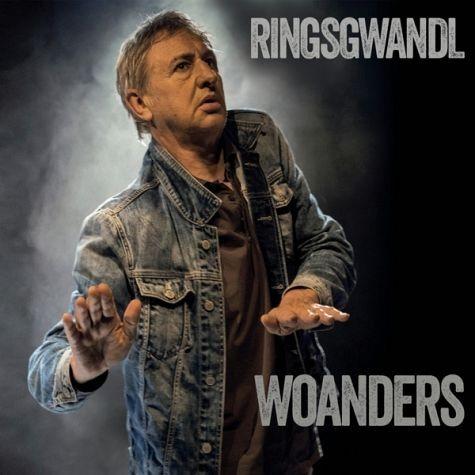 Audio CD »Georg Ringsgwandl: Woanders«