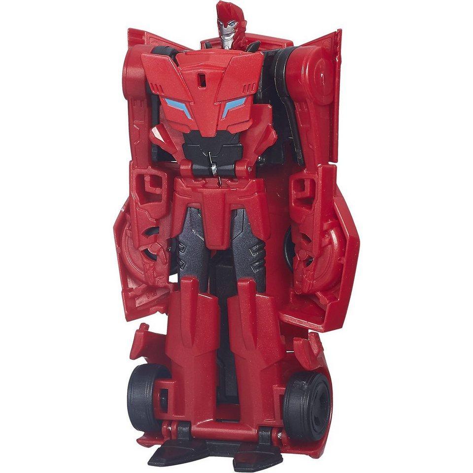 Hasbro Transformers - One-Step Changer Klasse - Sideswipe