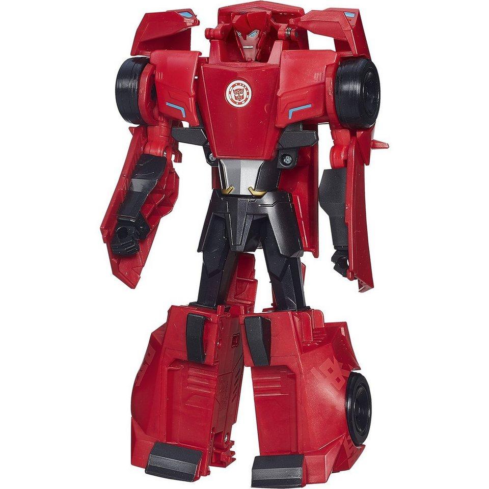 Hasbro Transformers - 3-Step Changer Klasse - Sideswipe