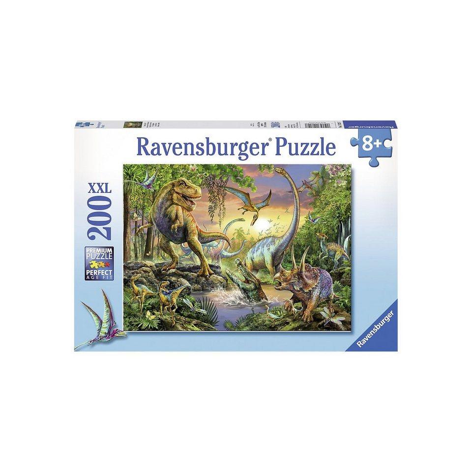 Ravensburger Puzzle 200 Teile Urzeitgebrüll