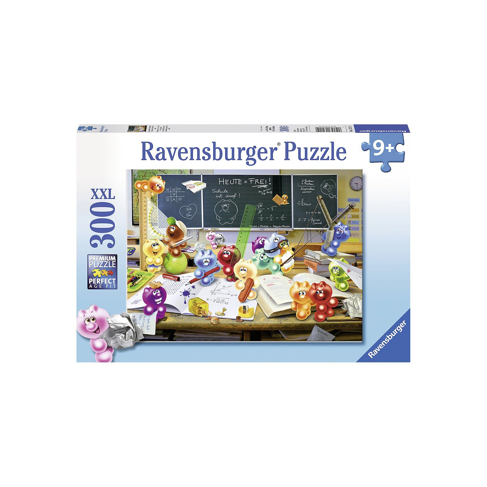 Ravensburger Puzzle 300 Teile Gelini: Spaß im Klassenzimmer